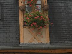 Attic window; Auxerre