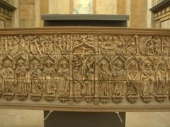 Crucifixion of Christ; Abbaye St-Germain