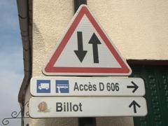 Follow the snail signs for Burgundy's best escargot at Billot; Bassou