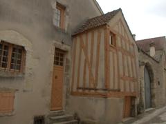 Town house; Noyers-sur-Serein