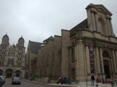 Saint Michael Church; Dijon