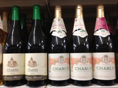Tasty, cheap and plentiful...wines from Chablis