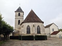 Church of Vincelles