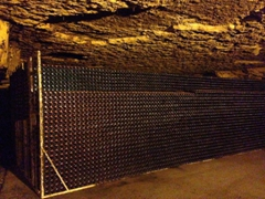4 million bottles of wine are produced each year at Les Caves Bailly Lapierre