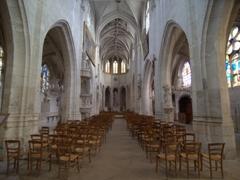 St. Jean Church; Joigny