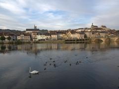 A serene scene in Joigny