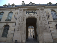 The Palace of the Dukes and Estates of Burgundy; Dijon