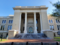Historic courthouse in DeLand