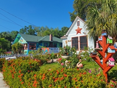 2 of over a hundred houses at the Village of the Arts; Bradenton