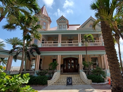 The Southernmost House Hotel; Key West