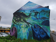 Reykjavík street art