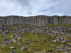 Gerðuberg Cliffs; Snæfellsnes Peninsula