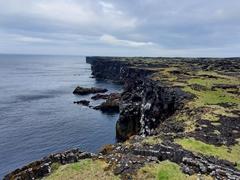 Cliffs of Saxhólsbjarg