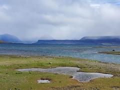 Arnarfjörður is a large fjord in the Westfjord region of Iceland