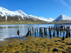 Siglufjörður fjord view