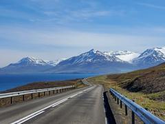 We really enjoyed our drive around Trollaskagi Peninsula
