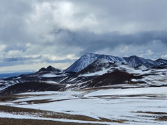 Krafla volcanic region
