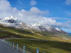 Snapshot on the spectacular drive to Borgarfjörður eystri; East Fjords
