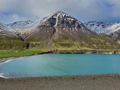 A beautiful drive out to remote Borgarfjörður eystri