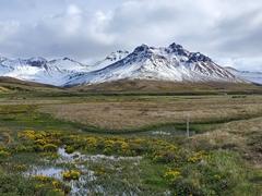 More stunning views on our drive out to Borgarfjörður eystri