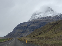 A dramatic drive weaving in and out of the fjords of Eastern Iceland