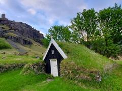 Núpsstaður turf church