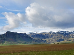 Gorgeous scenery abounds on the southern coast of Iceland