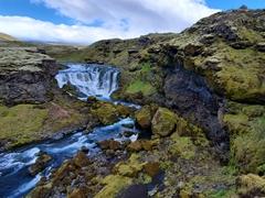 Kæfufoss waterfall