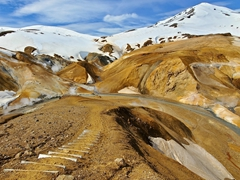 Kerlingarfjöll is a hotbed of geothermal activity and should be on every itinerary to the central highlands of Iceland