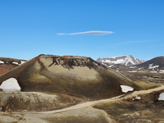 Stútur crater