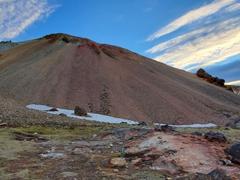 A different angle of Brennisteinsalda Volcano
