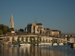 The Abbey of Saint-Germain d'Auxerre