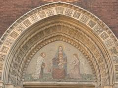 Archway of Santa Maria del Carmine