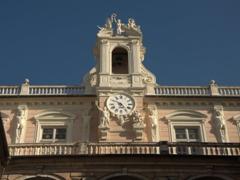 Upper level of Palazzo Doria Tursi
