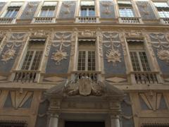 Palazzo Nicolosio Lomellino; Via Garibaldi