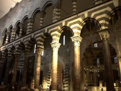 Interior of San Lorenzo Cathedral
