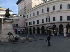 Teatro Carlo Felice, Genoa's opera house