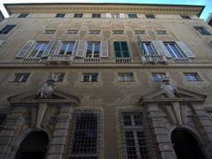 Palazzo Lazzaro e Giacomo Spinola; Via Garibaldi