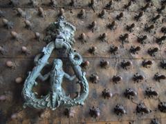 Door knocker; Palazzo Ducale