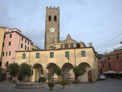 """Monterosso's """"centro storico"""" with old world charm"""