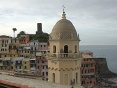Bell tower of the Church of Santa Margherita d'Antiochia