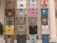 Cinque Terre t-shirts for sale