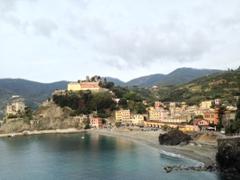 View overlooking Monterosso