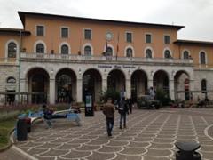 Pisa's central station