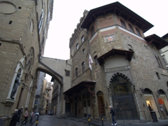 Fantastic architecture abounds in beautiful Florence