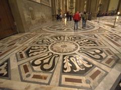 Floor of Cattedrale di Santa Maria del Fiore