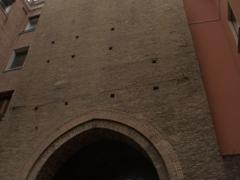 Entranceway to Via Porta Nova