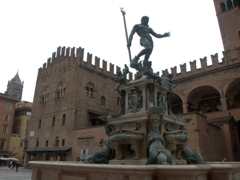The Fountain of Neptune; Piazza del Nettuno