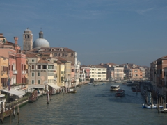 Church of San Geremia; Grand Canal