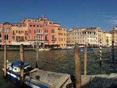 "Grand Canal, Venice's ""main street"""